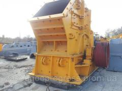 Rotary Crusher СМД 86 and DRC-12 h 10