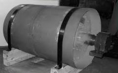 Электромагнитный шкивной сепаратор ШЭ-65/63,