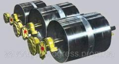 Электромагнитный шкивной сепаратор ШЭ-50/53,