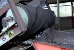 Электромагнитный шкивной сепаратор ШЭ-120/80,