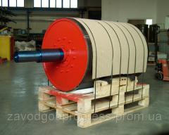 Электромагнитный шкивной сепаратор ШЭ-160/100