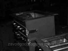 Магнитный сепаратор КМ-9 на постоянных магнитах