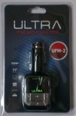 FM Модулятор в автомобuль UFM-2