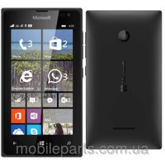 Мобильный телефон Microsoft Lumia 435 Dual Sim Black