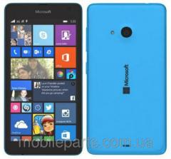 Мобильный телефон Microsoft Lumia 535 Cyan Dual Sim