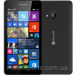 Мобильный телефон Microsoft Lumia 535 Dual Sim Black
