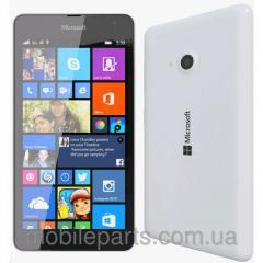 Teléfono Microsoft Lumia móvil 535 White Dual Sim
