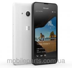 Мобильный телефон Microsoft Lumia 550 LTE (White)