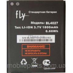 Аккумулятор АКБ для Fly BL4027 IQ4410(Оригинал)