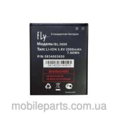 Аккумулятор АКБ для Fly BL3808,IQ456