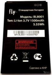 Аккумулятор АКБ для Fly BL8001,IQ4490