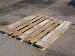 Second-hand pallet 1300х1100