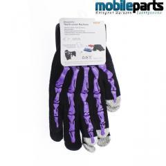 Перчатки для сенсорных экранов GLove 3 Touch (Фиолетовый 01)