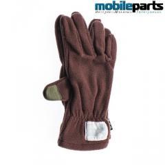 Перчатки для сенсорных экранов Jane Department SS (Размер L) (Коричневый)