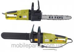 Electrical chain saw
