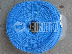 Polypropylene rope of Marmara of 4,0 mm, bay of