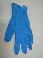 Gloves nitrile viewing neopowdered Care 365