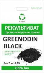 "Organo-mineralnaya mix ""GREENODIN BLACK"