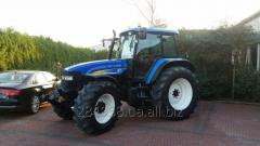 New Holland TM 140 tractor