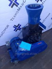 Granulator of forages and GRAND 200 pelle