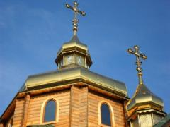 Church domes from the producer, certification,