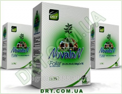Fertilizer Novalon Foliar of 20-20-20+ MGO + ME,