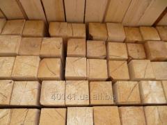 Wooden bar, log, bar for the house