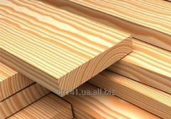 Dry and crude material (pine), export of