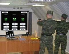 Интерактивный лазерный тир Рубин