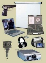 Интерактивный лазерный тир ИЛТ-110