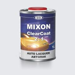 Automobile varnish of Mixon ClearCoat 2+1, 1 of l
