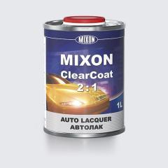 Автомобильный лак Mixon ClearCoat 2+1, 1 л