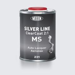 Автолак Silver Line Clearcoat MS 231 с