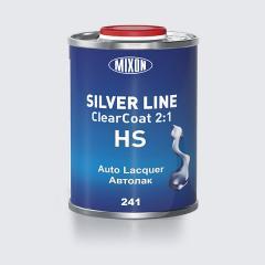 Автолак Silver Line Clearcoat HS 241 с