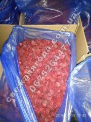 Are fresh frozen raspberry