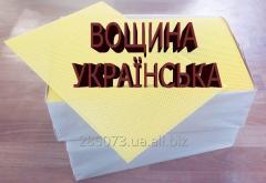 Вощина Українська