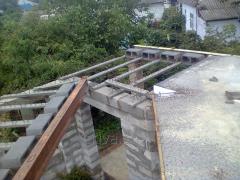 Межэтажное перекрытие дома ТЕРИВА