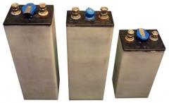 Батареи аккумуляторные тяговые щелочные