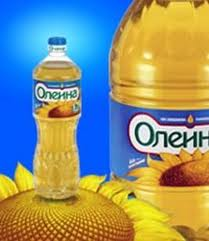 Sunflower oil the refined 0,8 l