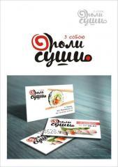 Разработка дизайна визиток флаеров буклетов