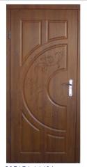Двери с МДФ фасадами