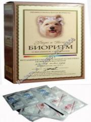 Витамины Биоритм для собак мелких пород №48 таб