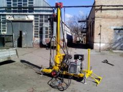 Hydraulic drilling rig 220/380 of volts