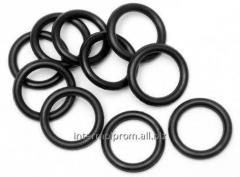 Rubber sealing rings
