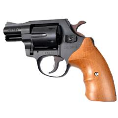 Traumatic revolver SAFARI 820G, black / beech