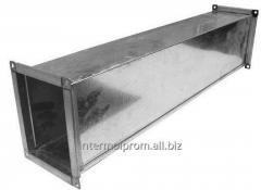 Воздуховод металлический