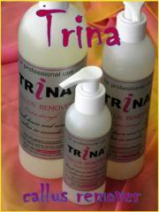 Trina Callus Remover - an effective razmyagchitel