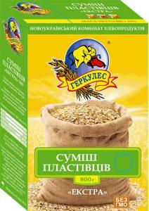 Oat-flakes oat flakes of 0,5 kg