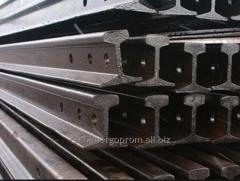 Narrow gauge rails