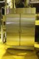 Beet rot squeezer drying equipment